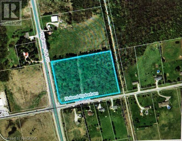 Residential property for sale at 317203 Highway 6 & 10 Hy Meaford Ontario - MLS: 244909