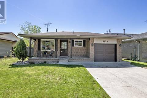 House for sale at 3173 Conservation  Windsor Ontario - MLS: 19019553