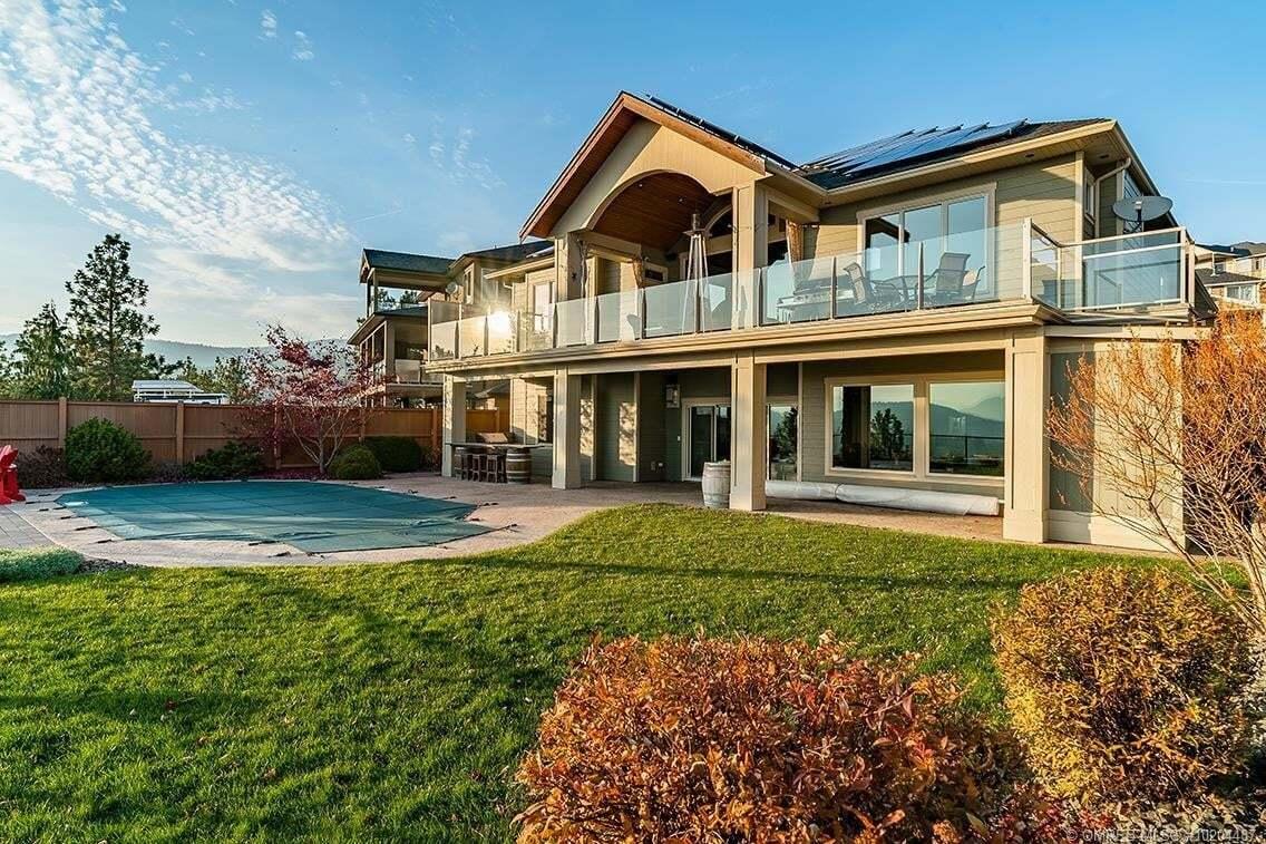 House for sale at 3173 Saddleback Pl West Kelowna British Columbia - MLS: 10204487