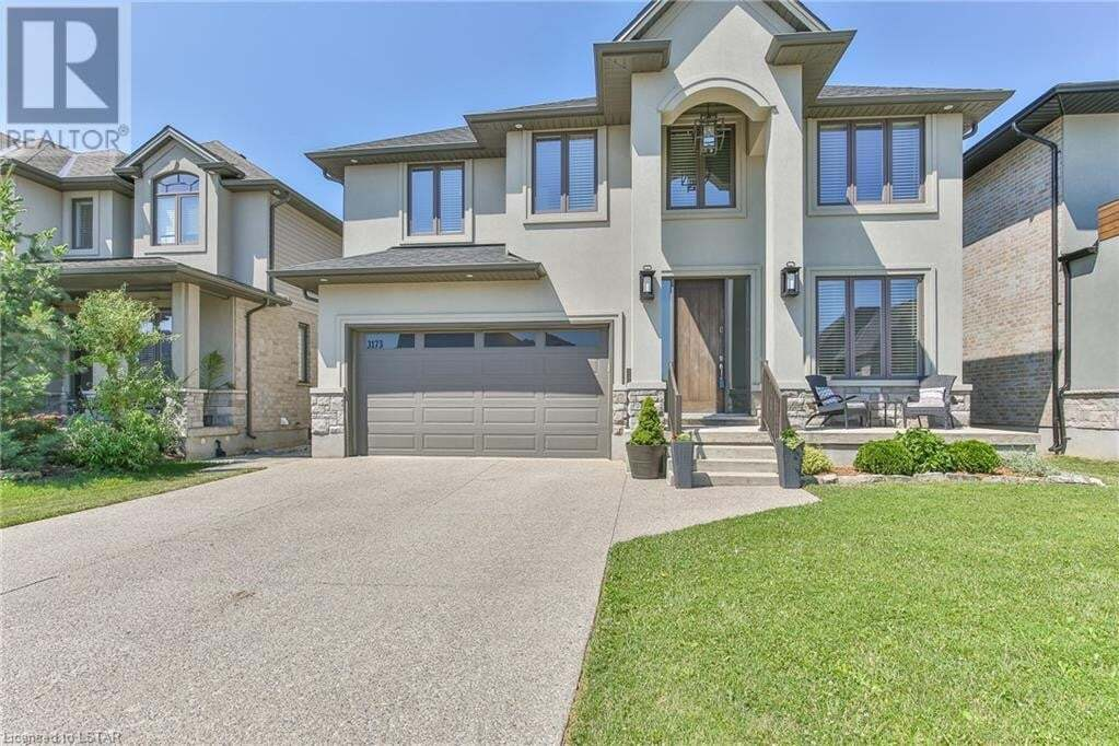 House for sale at 3173 Tillmann Rd London Ontario - MLS: 271449