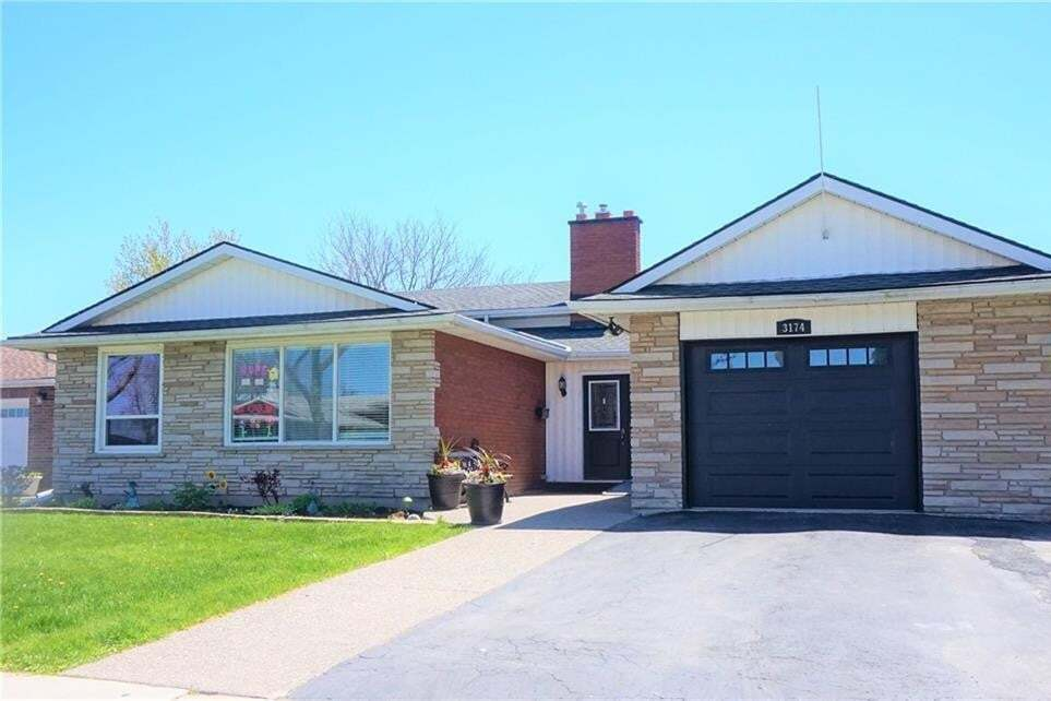 House for sale at 3174 Cattell Dr Niagara Falls Ontario - MLS: 30807335