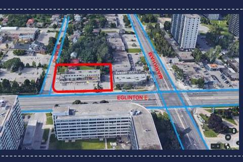 Commercial property for lease at 3174 Eglinton Ave Toronto Ontario - MLS: E4539146
