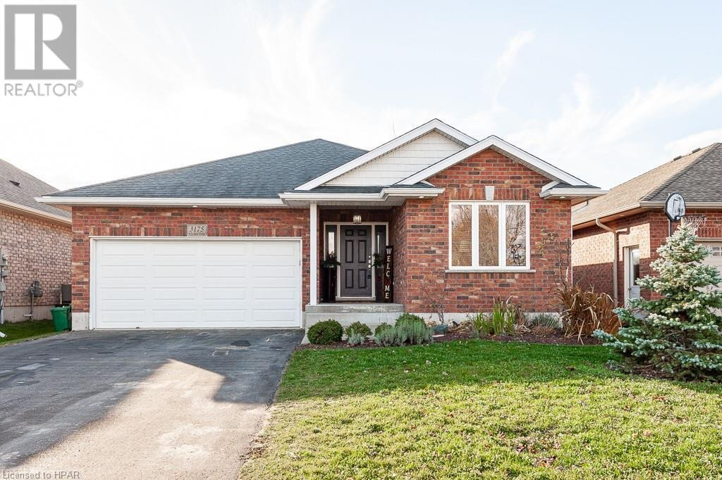 House for sale at 3175 Vivian Line Stratford Ontario - MLS: 40043574