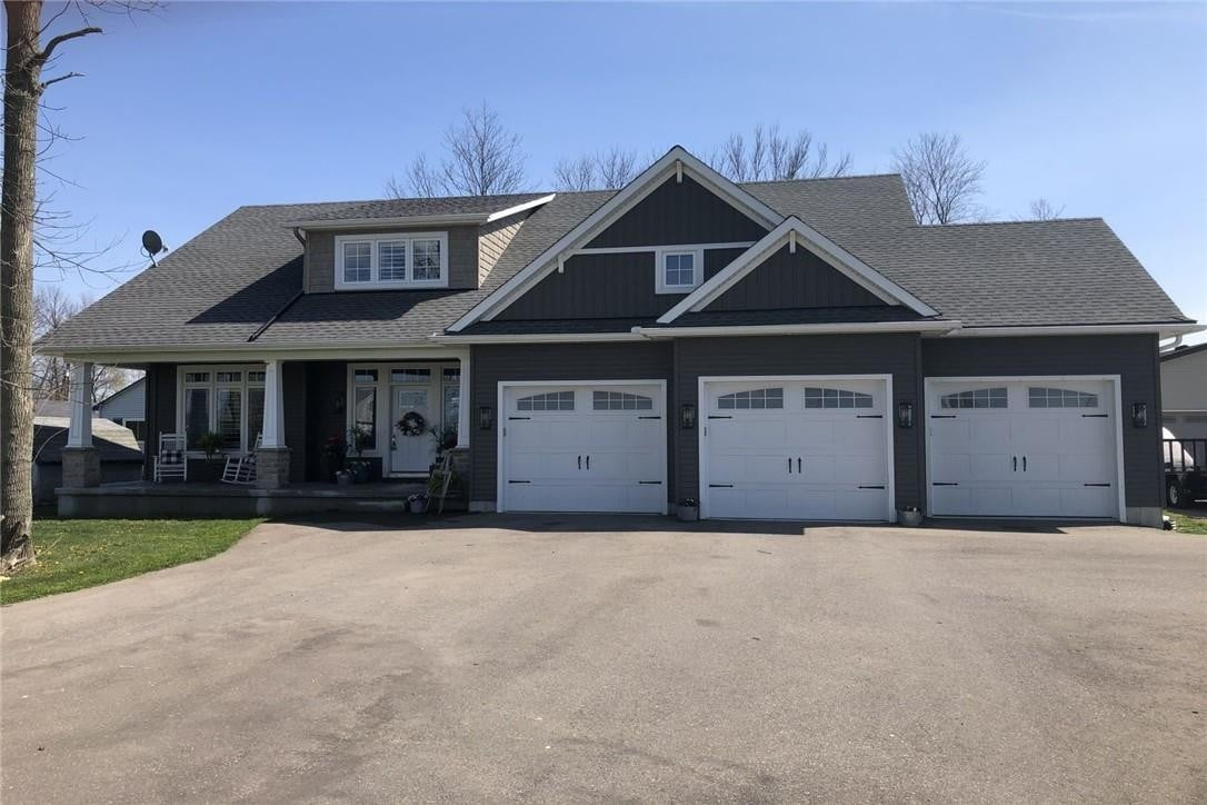 House for sale at 3176 Lakeshore Rd Dunnville Ontario - MLS: H4073585