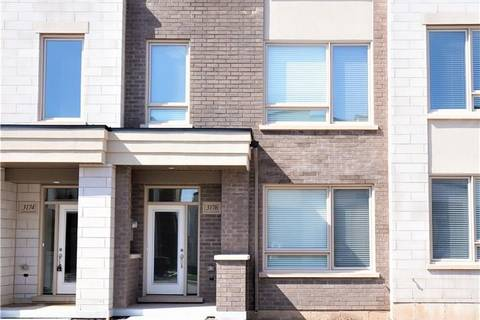 Townhouse for rent at 3176 Mintwood Circ Oakville Ontario - MLS: 30735501