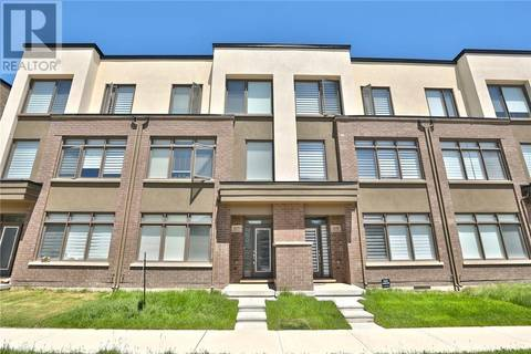 Townhouse for sale at 3177 Ernest Appelbe Blvd Oakville Ontario - MLS: 30741174