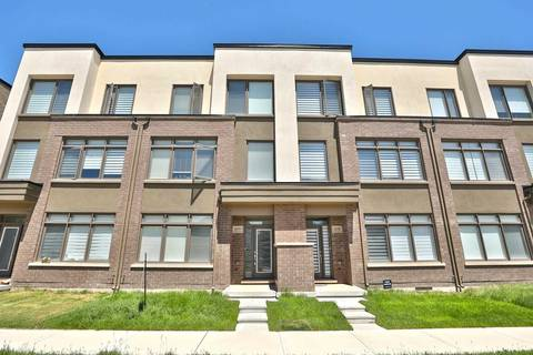 Townhouse for sale at 3177 Ernest Appelbe Blvd Oakville Ontario - MLS: W4699267