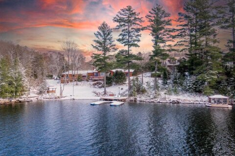 House for sale at 3177 Kashagawigamog Lake Rd Dysart Et Al Ontario - MLS: X4999917