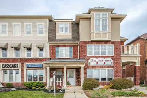 Townhouse for sale at 3177 Walkers Line Burlington Ontario - MLS: W4342153