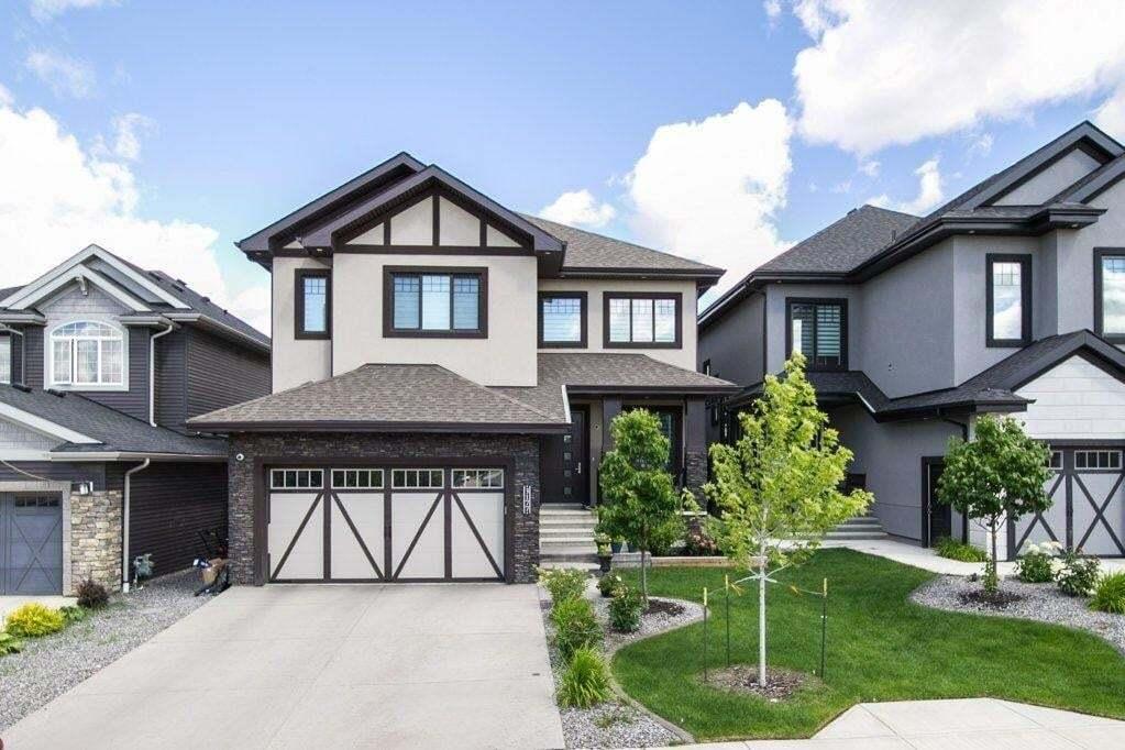 House for sale at 3177 Winspear Cr SW Edmonton Alberta - MLS: E4217028