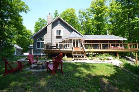 House for sale at 3179 Trappers Trail Rd Haliburton Ontario - MLS: 266052