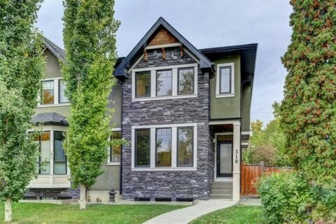 Townhouse for sale at 318 18 Ave NW Calgary Alberta - MLS: A1028118