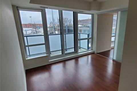 Apartment for rent at 20 Joe Shuster Wy Unit 318 Toronto Ontario - MLS: C4672852