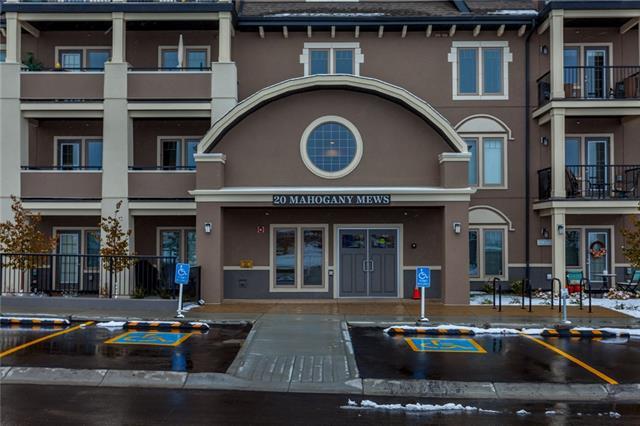 Buliding: 20 Mahogany Mews Southeast, Calgary, AB