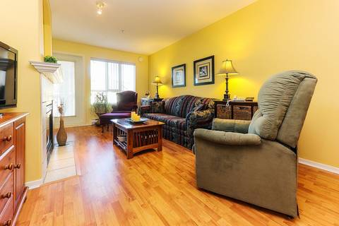 Condo for sale at 22022 49 Ave Unit 318 Langley British Columbia - MLS: R2336851