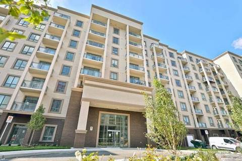 Apartment for rent at 2490 Old Bronte Rd Unit 318 Oakville Ontario - MLS: W4656734