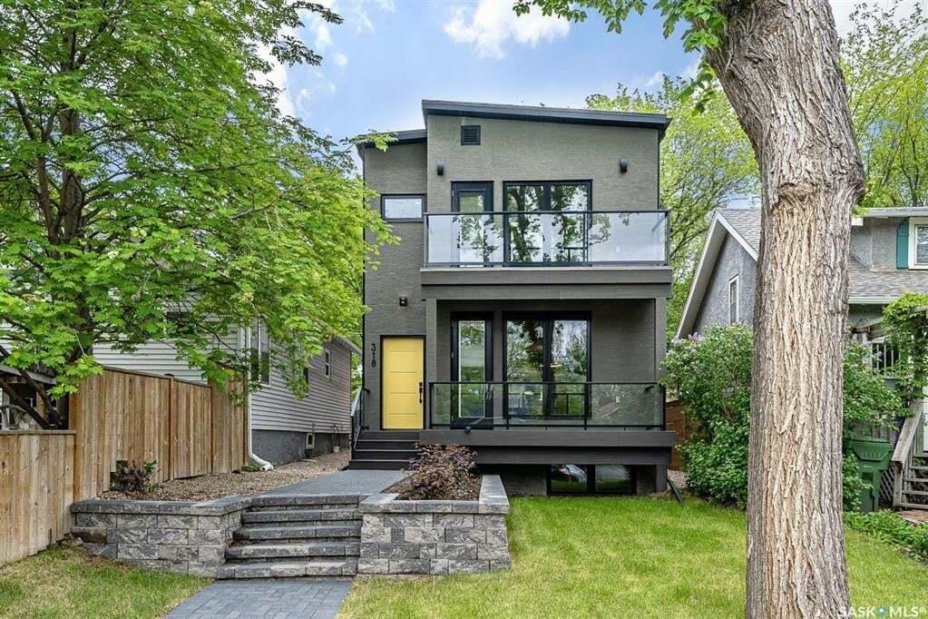House for sale at 318 26th St W Saskatoon Saskatchewan - MLS: SK811408