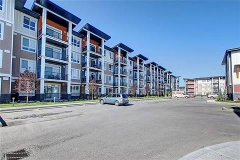 Condo for sale at 30 Walgrove Walk/walkway Southeast Unit 318 Calgary Alberta - MLS: C4267333