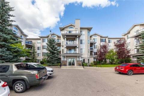 Condo for sale at 345 Rocky Vista Pk Northwest Unit 318 Calgary Alberta - MLS: C4297228