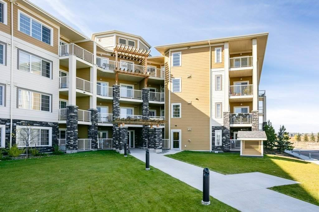 Condo for sale at 3670 139 Ave Nw Unit 318 Edmonton Alberta - MLS: E4194384