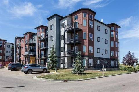 Condo for sale at 400 Silver Berry Rd Nw Unit 318 Edmonton Alberta - MLS: E4146535