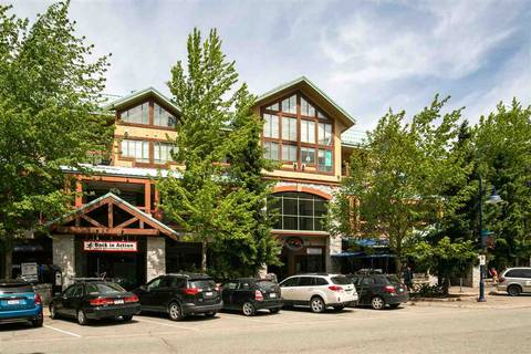 Condo for sale at 4368 Main St Unit 318 Whistler British Columbia - MLS: R2380424