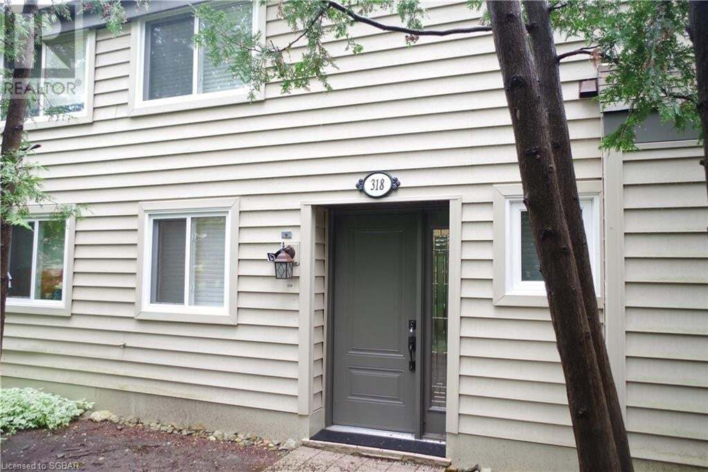 Townhouse for rent at 5 Dawson Dr Unit 318 Collingwood Ontario - MLS: 242199