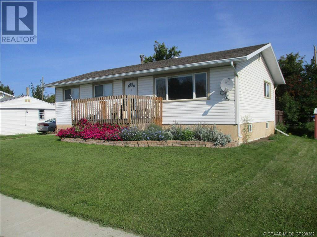House for sale at 318 7th Ave Southeast Manning Alberta - MLS: GP208382