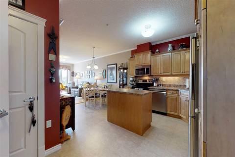 Condo for sale at 9820 165 St Nw Unit 318 Edmonton Alberta - MLS: E4162122
