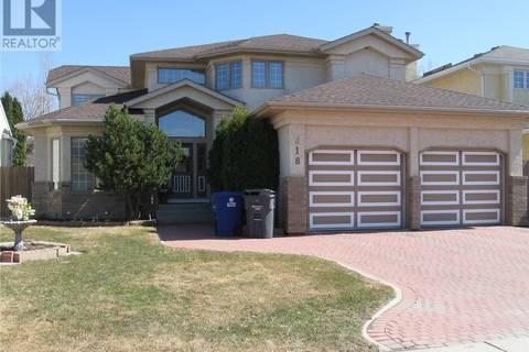 House for sale at 318 Blackthorn Cres Saskatoon Saskatchewan - MLS: SK796849