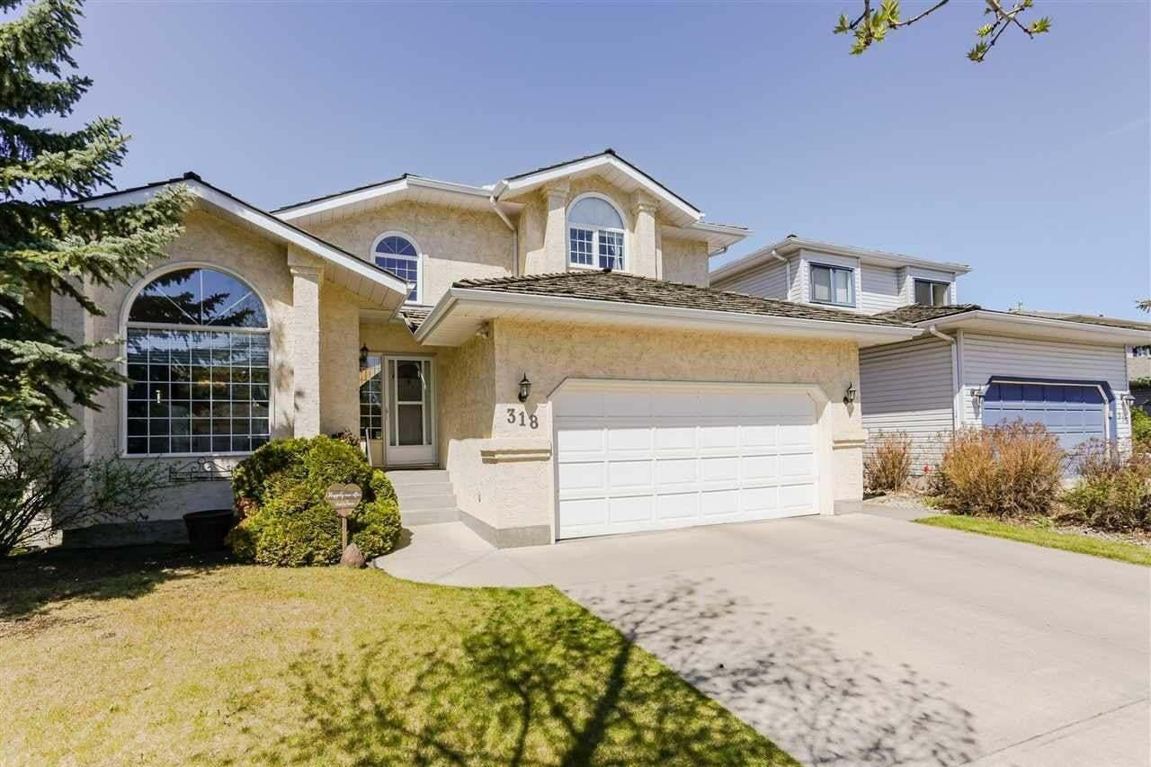 House for sale at 318 Buchanan Wy NW Edmonton Alberta - MLS: E4194218