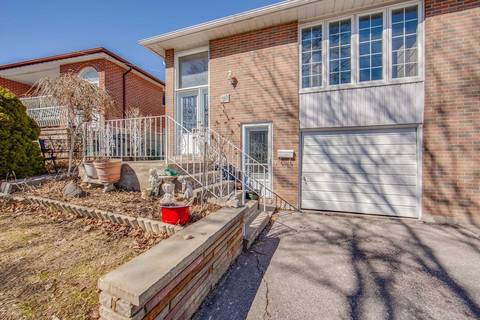 Townhouse for sale at 318 Chester Le Blvd Toronto Ontario - MLS: E4753606