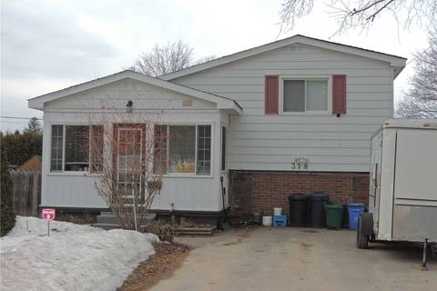 House for sale at 318 Colborne St Midland Ontario - MLS: S4725012