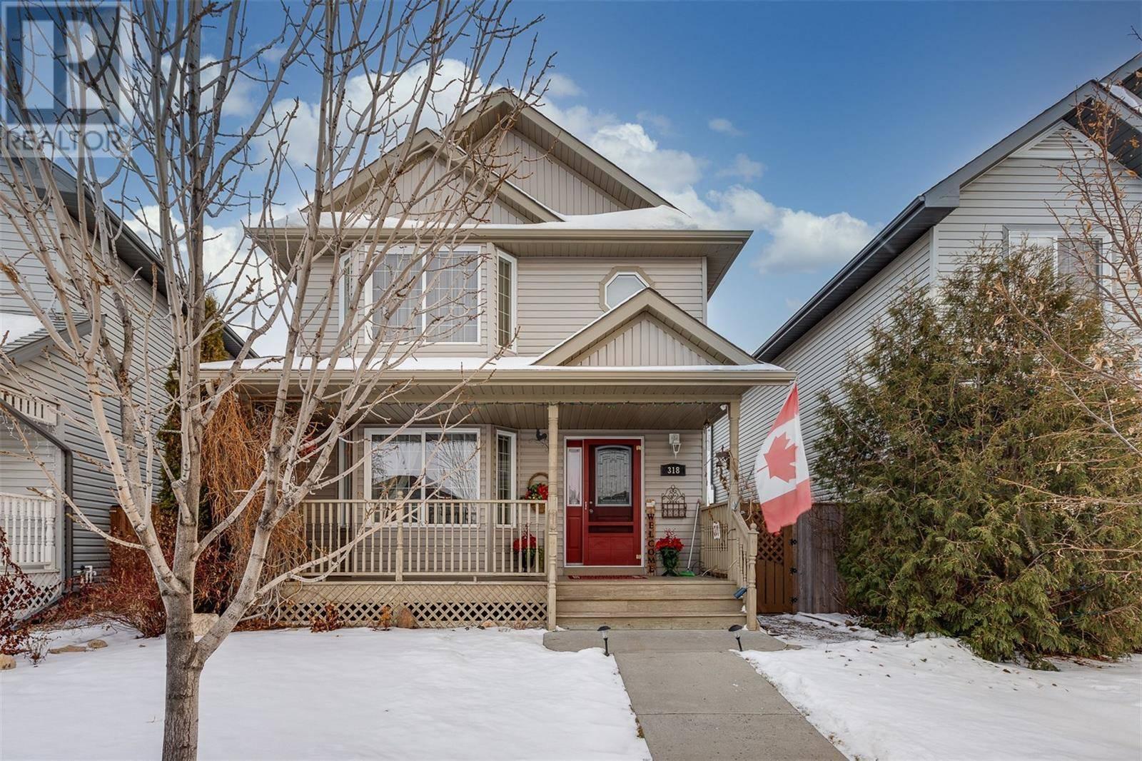 House for sale at 318 Denham Ct Saskatoon Saskatchewan - MLS: SK793818