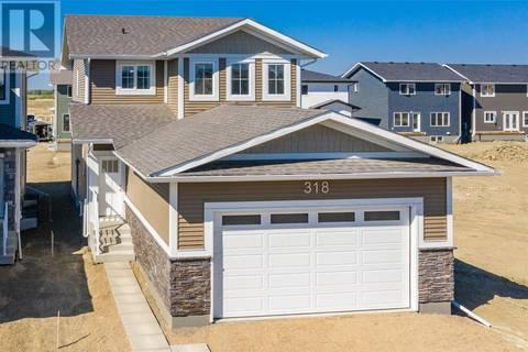House for sale at 318 Germain Mnr  Saskatoon Saskatchewan - MLS: SK773226