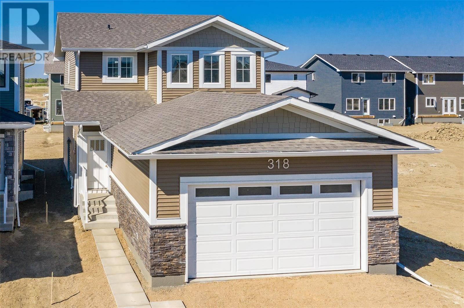 House for sale at 318 Germain Mnr  Saskatoon Saskatchewan - MLS: SK789053
