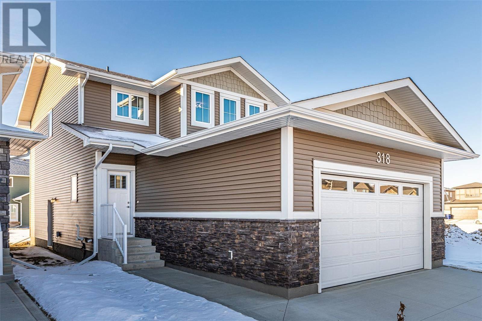 House for sale at 318 Germain Mnr  Saskatoon Saskatchewan - MLS: SK797029