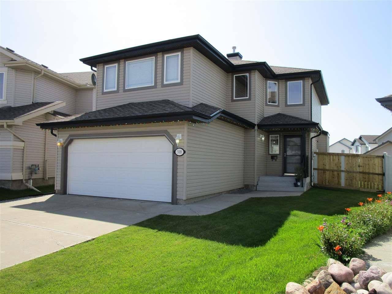 House for sale at 318 Gibb Cs Nw Edmonton Alberta - MLS: E4167246