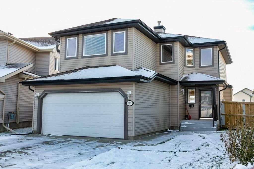 House for sale at 318 Gibb Cs Nw Edmonton Alberta - MLS: E4186030