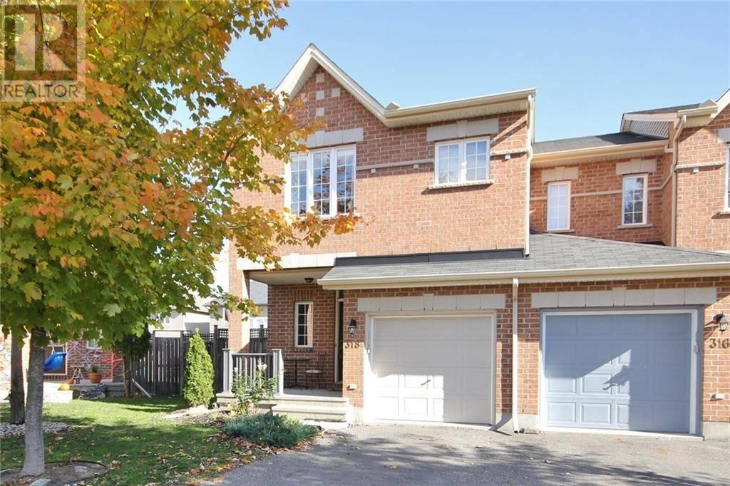 Townhouse for rent at 318 Grey Seal Circ Ottawa Ontario - MLS: 1173872
