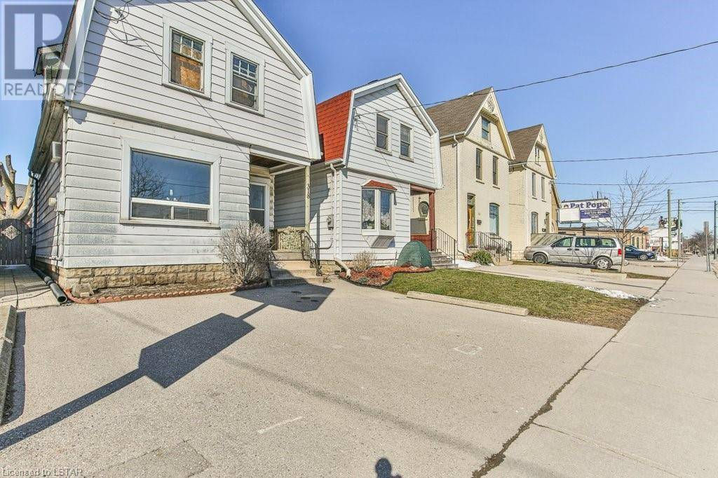 Residential property for sale at 318 Horton St London Ontario - MLS: 246955