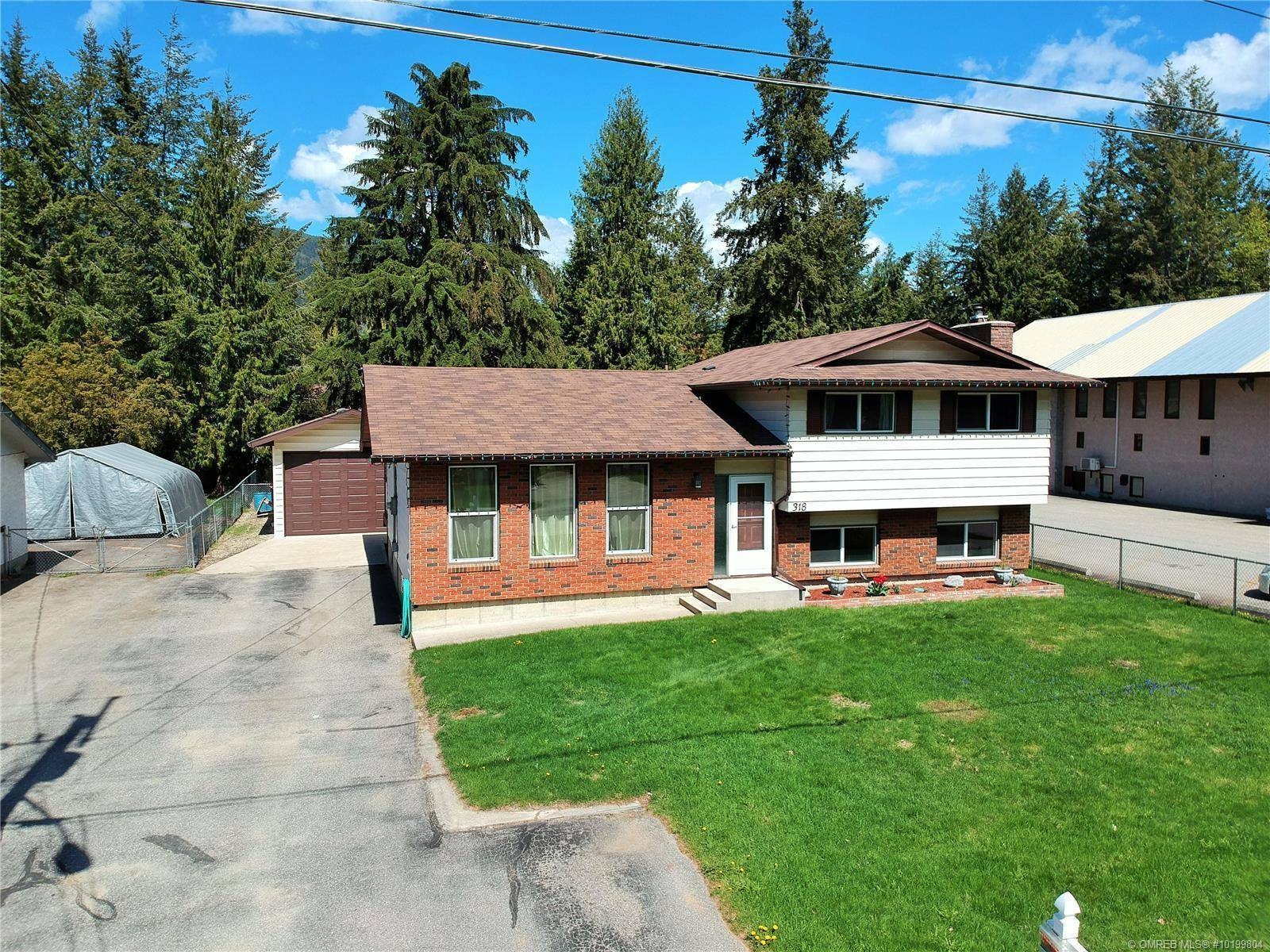 House for sale at 318 Kappel St Sicamous British Columbia - MLS: 10199804