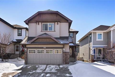 House for sale at 318 Kingsbury Vw Southeast Airdrie Alberta - MLS: C4290664