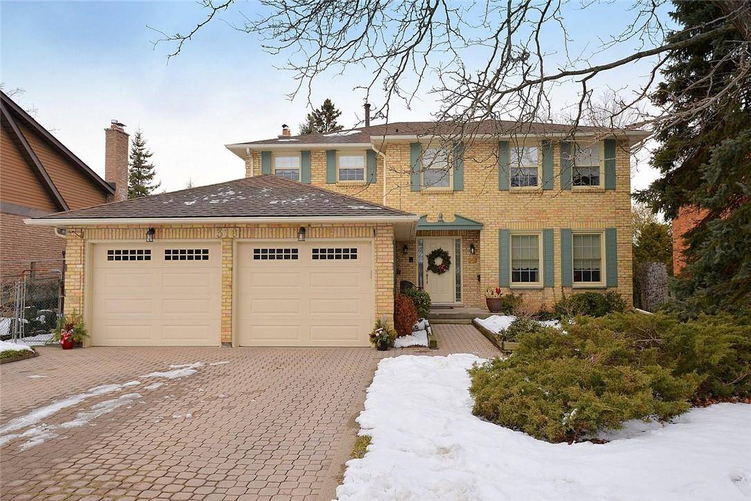 House for sale at 318 Lloyminn Ave Ancaster Ontario - MLS: H4071757