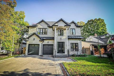 House for sale at 318 Maple Grove Ave Mississauga Ontario - MLS: W4641565