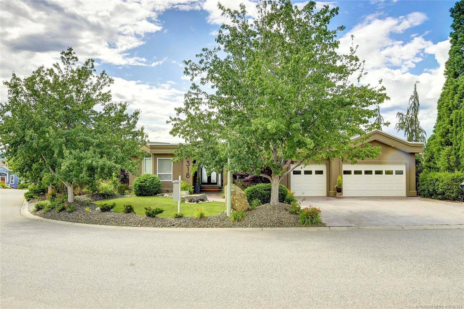 House for sale at 318 Phoebe Ct Kelowna British Columbia - MLS: 10185264