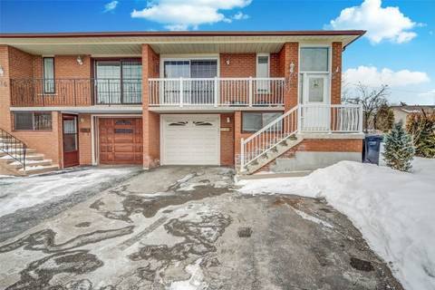 Townhouse for rent at 318 Royal Salibury Wy Brampton Ontario - MLS: W4699342