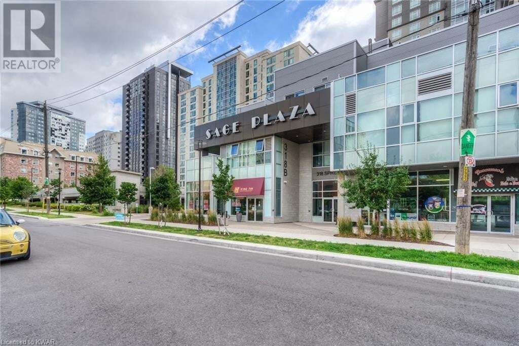 Condo for sale at 318 Spruce St Waterloo Ontario - MLS: 30823912