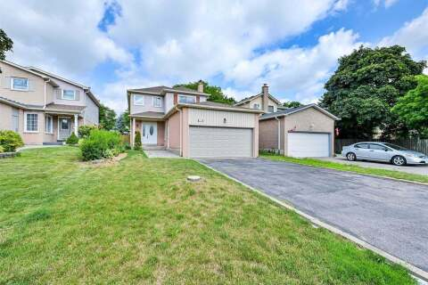 House for sale at 3181 Chamberlain Ct Mississauga Ontario - MLS: W4847141