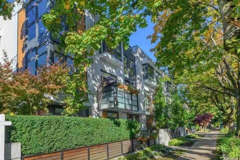 Townhouse for sale at 3181 Quebec St Vancouver British Columbia - MLS: R2511396